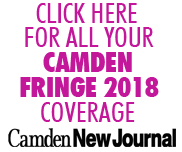 click here for all your Camden Fringe 2018 coverage Camden New Journal